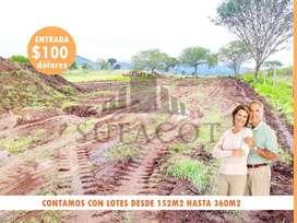 A Crédito Un Terreno Exclusivo. ¡Único! En La Playa Manabita   SD2