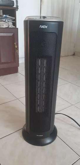 Calefactor cerámico marca Nex