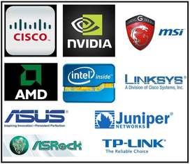 Servicio Tecnico. Pc, Notebooks, Redes E Internet. Ccna