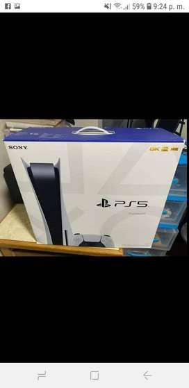 Vendo 3 play5 nuevos de paquete