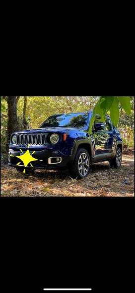 Se vende jeep renegade 4x4 2017
