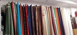 Venta de cortinas y tela por metro de black out textil