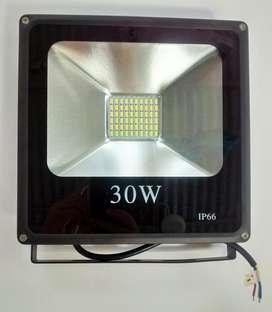 Reflector Led Slim Solar 30W a 12V