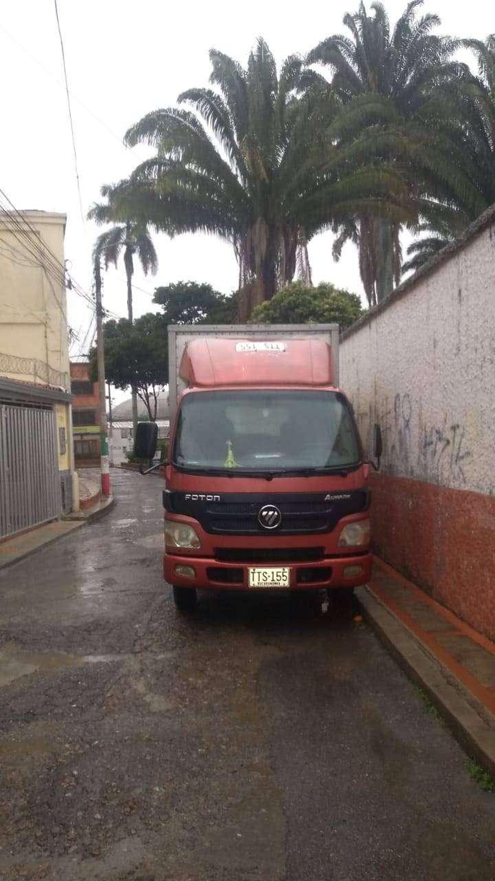 Vendo furgon 2.8 ton 2014 0