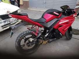 Ocasión se vende moto Davest por motivo de cambio de trabajo