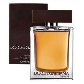 Perf The One de Dolce&Gabbana, 100ml Edt