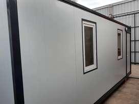Módulo habitable habitacional Quincho vivienda oficinas móviles