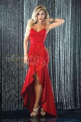 Vestido Sensual De Gala