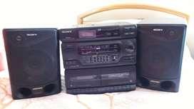Grabadora Sony Vintage