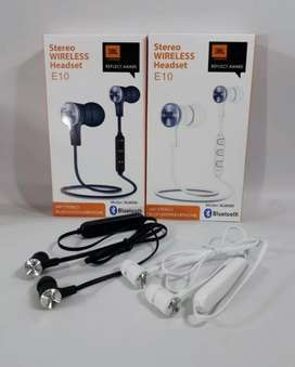 Auricular Bluetooth Jbl. E10