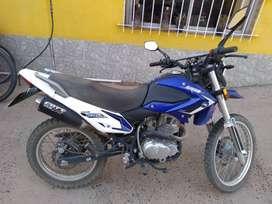 Vendo moto como nueva