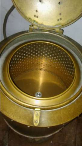 Centrifuga industrial trifasica. Se puede usar para diversas actividad