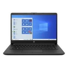 Notebook Hp 14-dk1003 Amd Athlon Silver 3050u 2.3ghz 128gb Ssd 4gb 14 9xm12ua#aba W10 HASTA 18 CUOTAS CON TARJ ENVIOSOCA