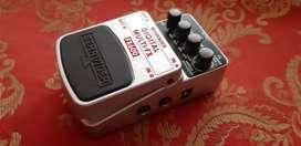 Pedal Behringer multi-fx600