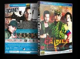3 caines seie completa en dvd