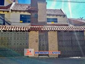 Casa de 4 dormitorios de venta, Av. Pichincha, Cuenca, C563