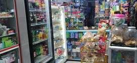 Venta de tienda bien ubicada en el barrio Pablo sexto