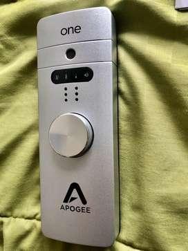 Placa audio Apogee One 2