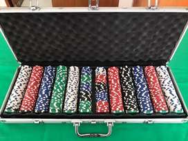 Fichas de Poker - Casino