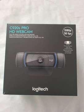 Logítech C920s pro HD WebCam