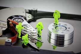 Recuperación de archivos