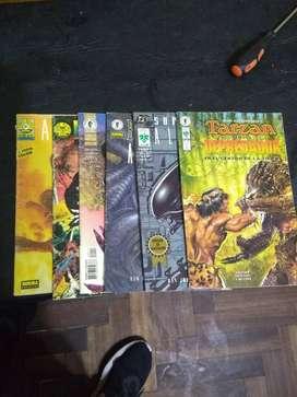 Lote Cómics Aliens / depredador