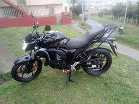 Vendo moto Gixxer