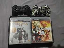 Ps3 y PS2 originales