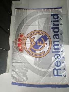 Bandera del Madrid Nueva
