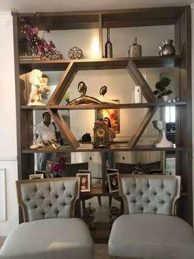 Se ssen toda clases de muebles en melamina y en toda clase de madera para todo el pais