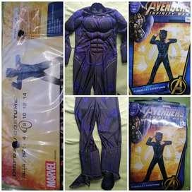Disfraz de Pantera Negra niño talla 8