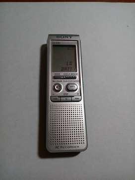 grabadora de audio sony para repuestos o reparar