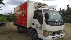 Camión JAC 1040