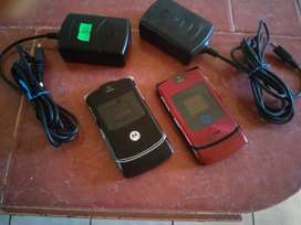 motorola v3 razr colection
