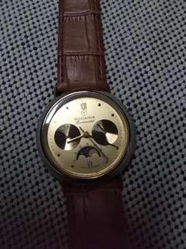 Reloj rodania moonmaster suizo original usado