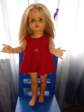 Antigua muñeca rayito de sol