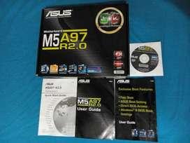 vendo motherboard ASUS M5A97 R2.0