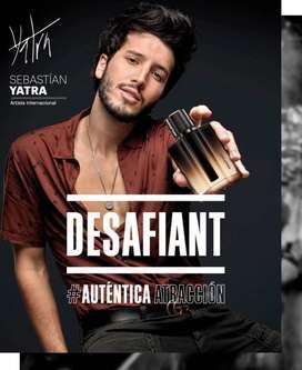 Desafiant 90ml Ésika Perfume,Loción,Colonia