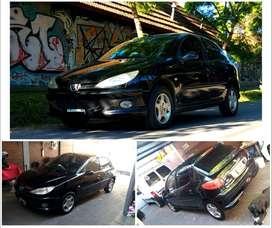 Peugeot 206 XT 1.9 2008 diesel