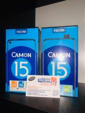 TECNO CAMON 15 PRO 128 GB 4RAM EQUIPOS LIBRE DE FABRICA SOMOS DELIBLU MOVILES