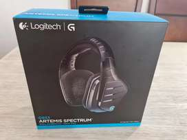 Audífonos gamer logitech g933  inalambricos pc