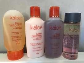 Kit kaloe recomendado