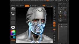 Curso Modelado en ZBrush del concept art a la criatura Final