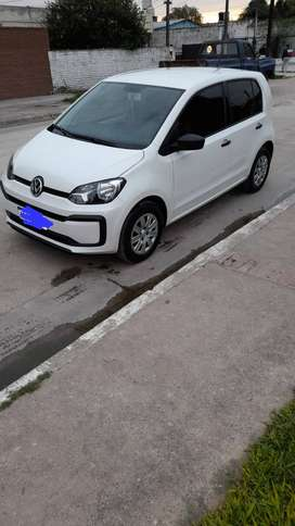 Vendo Volkswagen up! Exelente estado