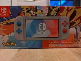 Nintendo Switch Lite Edicion Pokemon