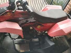 Cuatriciclo Zanella fx 250cc