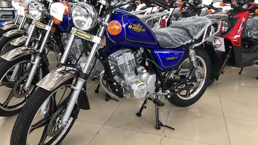 Moto ranger 150AT-1 tipo GN