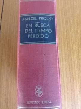 En busca del tiempo perdido Marcel Proust,