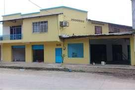 casa  comercial de venta en  Tosagua