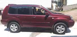 Nissan xtrail 2005 ..versión de lujo ..